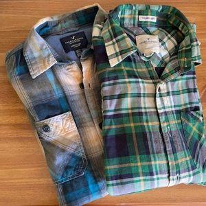 American Eagle Shirt Bundle
